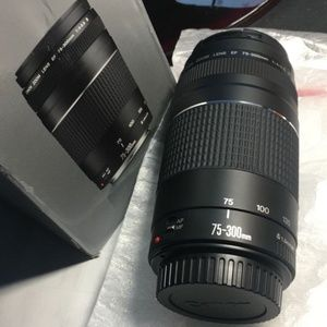 Canon Other - Canon EF 75-300mm f/4-5.6 III Telephoto Zoom Lens